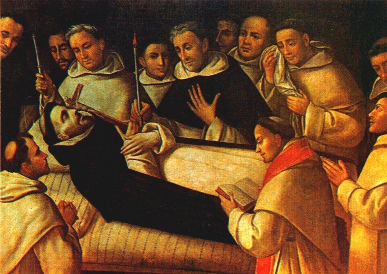 Bruder im schlichten Gewand von Sr. Geraldine Busse OP – Kloster Strahlfeld